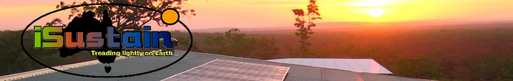 Eco friendly energy solutions isustain Australia